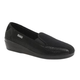Musta Befado naisten kengät pu 034D002