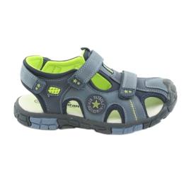 American Club Lasten sandaalit, joissa on amerikkalainen DR02-nahkaverho