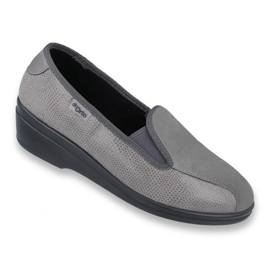 Harmaa Befado naisten kengät pu 034D003