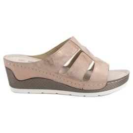 Goodin pinkki Flip Flops