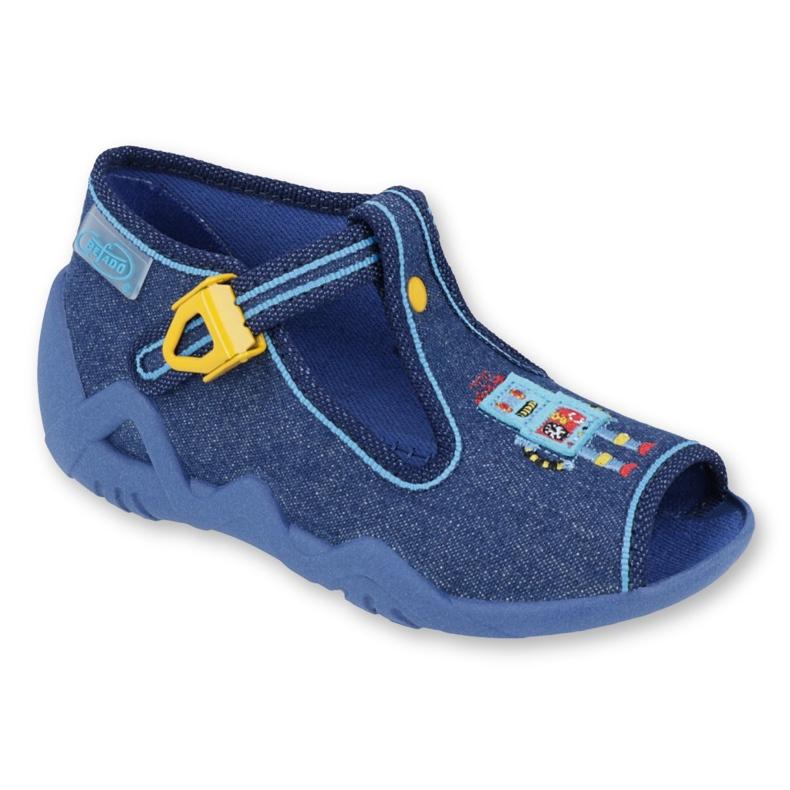 Befado lasten kengät 217P103 sininen