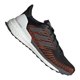 Musta Juoksukengät adidas Solar Boost St 19 M G28060