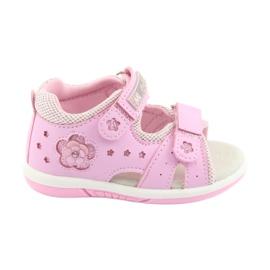 Pinkki American Club DR20 vaaleanpunainen tyttöjen sandaalit