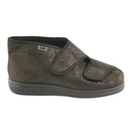 Befado naisten kengät pu 986D007 ruskea