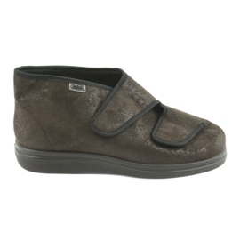 Ruskea Befado naisten kengät pu 986D007