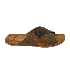 Miesten kengät Inblu GG009 ruskea