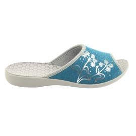 Sininen Befado naisten kengät pu 254D102