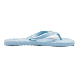 Ax Boxing sininen Flip-flops rannalla