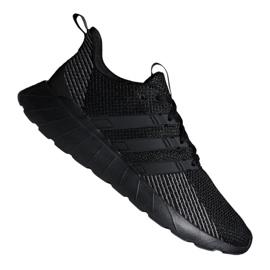 Musta Juoksukengät adidas Questar Flow M F36255