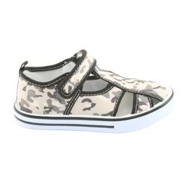 American Clubin lasten kengät, joissa on tarranauha