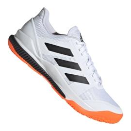 Adidas Stabil Bounce M EF0206 kengät valkoinen valkoinen