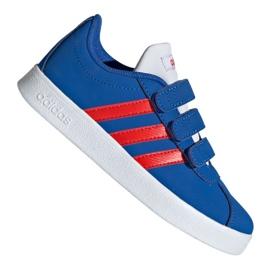 Adidas sininen