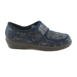 Befado naisten kengät pu 984D015 laivasto