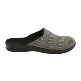 Befado miesten kengät pu 548M021 harmaa