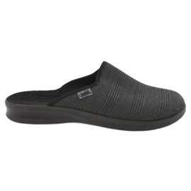 Befado miesten kengät pu 548M016 harmaa