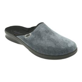 Befado miesten kengät pu 548M017 harmaa