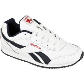 Valkoinen Kengät Reebok Royal Classic Jogger 2.0 Jr. V70490