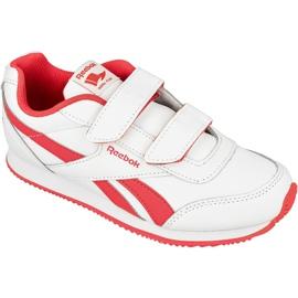 Valkoinen Reebok Royal Classic Jogger 2.0 2V Jr V70469 kengät