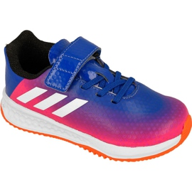 Sininen Adidas Rapida Turf Messi Kids BB0235 kengät