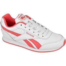 Valkoinen Kengät Reebok Royal Classic Jogger 2 Jr. V70489