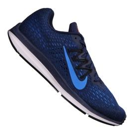 Sininen Nike Zoom Winflo M AA7406-405 kengät