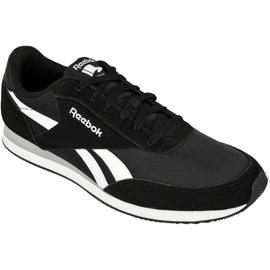 Musta Kengät Reebok Royal Classic Jogger 2 M V70710