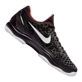 Tenniskengät Nike Air Zoom Cage 3 M 918193-026 musta