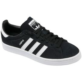 Adidas Originals Campus Jr BY9580 kengät musta