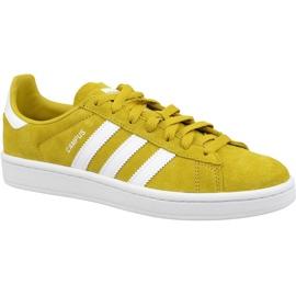 Keltainen Adidas Originals Campus M CM8444 kengät