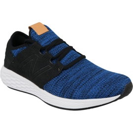 Juoksukengät New Balance Fresh Foam Cruz v2 M MCRUZKR2 sininen
