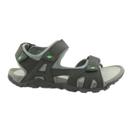Sandaalit 4F M H4L19-SAM003 20S musta