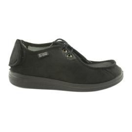 Musta Befado miesten kengät pu 732M004