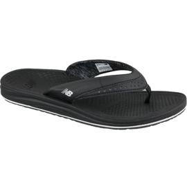Musta Flip-flops New Balance W W6086BK