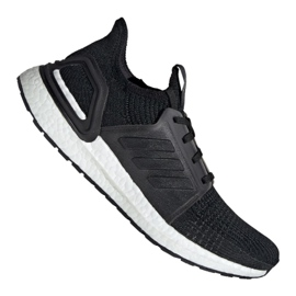 Musta Juoksukengät adidas UltraBoost 19 M G54009