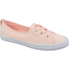 Converse Chuck Taylor All Star Ballet Lace Slip 564313C oranssi kengät