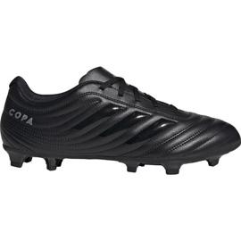 Jalkapallokengät adidas Copa 19.4 Fg M musta F35497