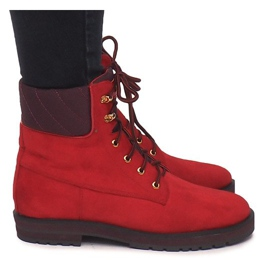 Punainen Tramps 1539Y Red