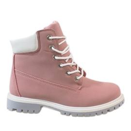 Pinkki Vaaleanpunaiset housut 851