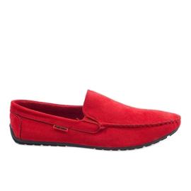 Punainen Punaiset tyylikäs vohvelit AB96K-2