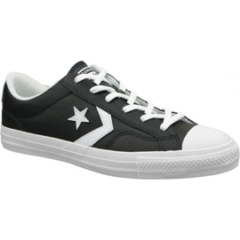 Musta Converse Star Player Ox 159780C kengät