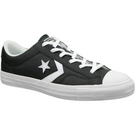 Musta Converse Star Player Ox 159780C kengät