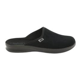 Musta Befado miesten kengät pu 548M020
