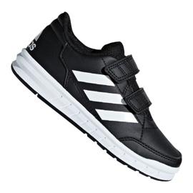 Musta Adidas AltaSport Cf Jr D96829 kengät