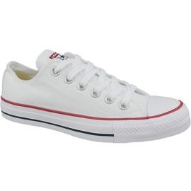 Valkoinen Kengät Converse Chuck Taylor All Star M7652C