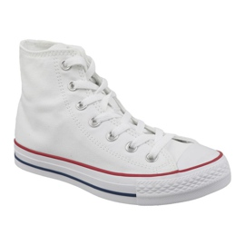 Valkoinen Converse Chuck Taylor All Star Core Hi M7650C
