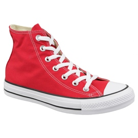 Punainen Kengät Converse Chuck Taylor All Star Hi M9621C