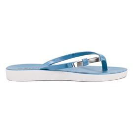 Seastar sininen Flip-flops Bowilla