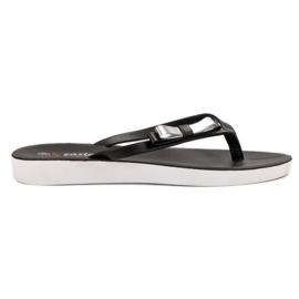 Seastar musta Flip-flops Bowilla
