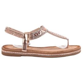 SHELOVET Pinkki sandaalit japani