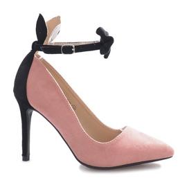 Pinkki Vaaleanpunainen Dixon-pupu-nastat